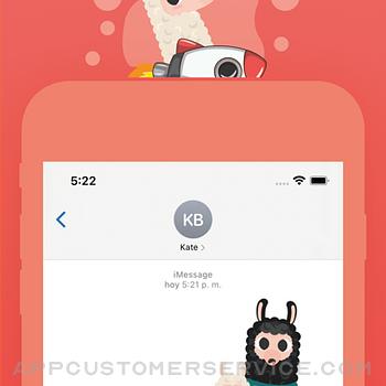 Aruppi Stickers iphone image 3