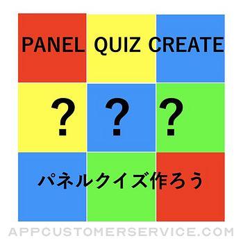 Panel Quiz Create Customer Service
