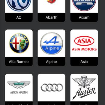 Auto Info iphone image 1
