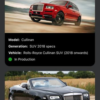Auto Info iphone image 3