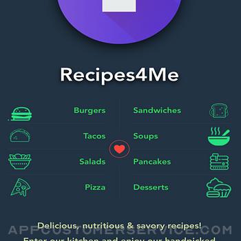 Recipes4Me iphone image 1