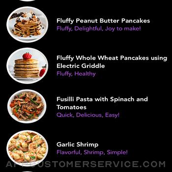 Recipes4Me iphone image 3
