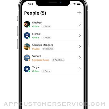 CimTel iphone image 2