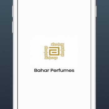 Bahar Perfumes iphone image 2