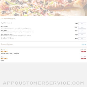 City Pizza. ipad image 1