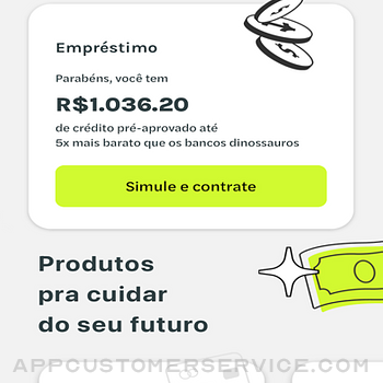 Conta Futuro iphone image 3