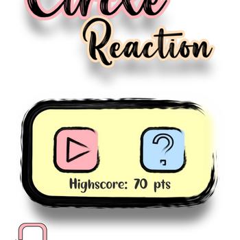 Circle Reaction 2021 ipad image 1