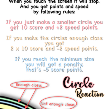 Circle Reaction 2021 ipad image 4