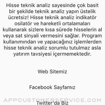 Borsa Analiz iphone image 3