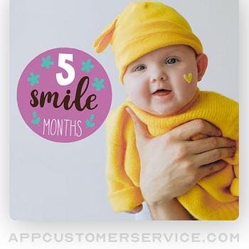 Baby Photo Editor - Baby Story iphone image 3