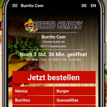 Burrito Com Saarbrücken iphone image 2