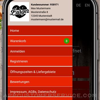 Burgerliebe Saarbrücken iphone image 3