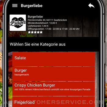 Burgerliebe Saarbrücken iphone image 4