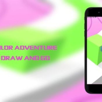 Color Adventure: Draw and Go iphone image 1