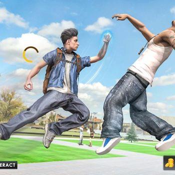 Bad Guys At High School ipad image 3