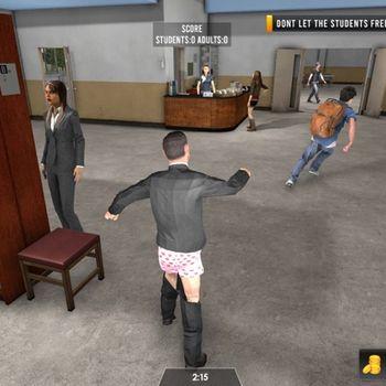 Bad Guys At High School ipad image 4