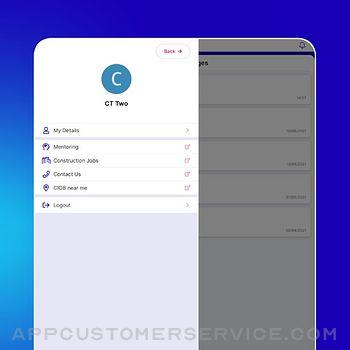 CIOB Connect ipad image 2