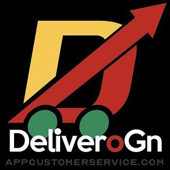 DeliveroGn Customer Service