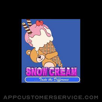 .Snowcream Customer Service