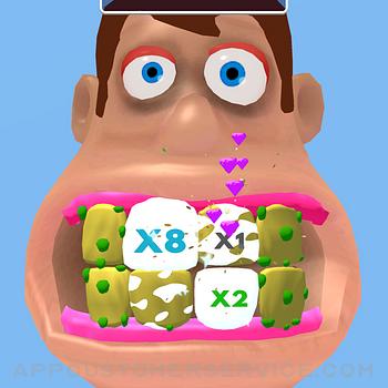 Teeth Runner! ipad image 1