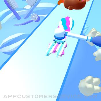 Teeth Runner! iphone image 1