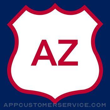 Arizona State Roads Customer Service