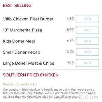 Babylon Pizza And Kebab House iphone image 1