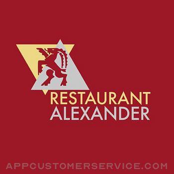Alexander Restaurant Customer Service