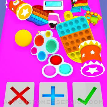 Trading Master 3D - Fidget Pop iphone image 1