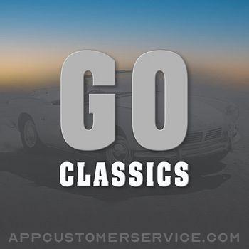 Go Classics Magazine Customer Service