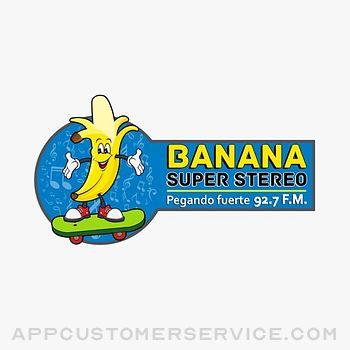 Banana Super Estereo Customer Service