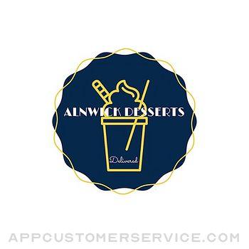 Alnwick Desserts Customer Service