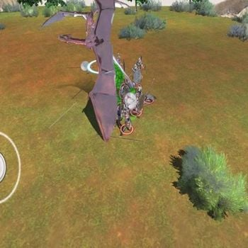 Animal battle simulator:Humans ipad image 3