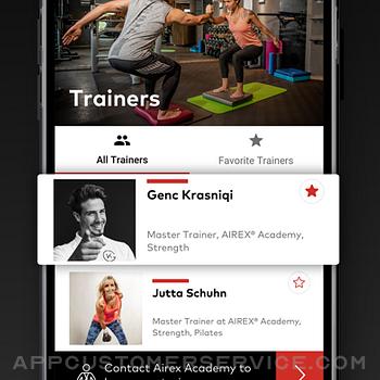 Airex Academy Training App iphone image 4