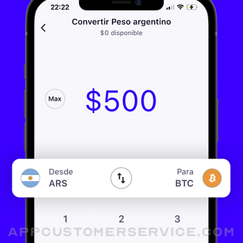 Belo: buy and sell crypto iphone image 1
