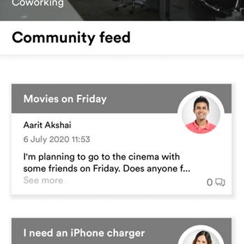 Bahnhof coworking iphone image 2