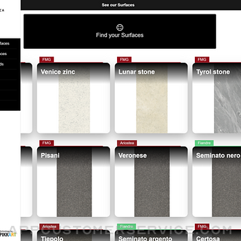 Design Finder ICG ipad image 1