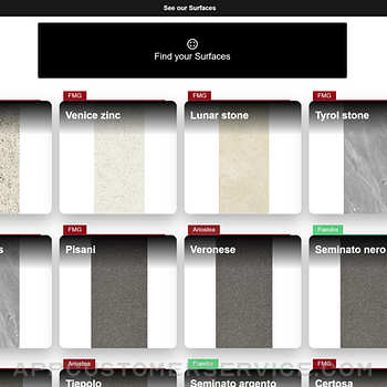 Design Finder ICG ipad image 2