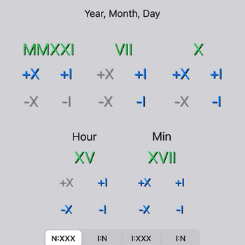 Ancient Digital Clocks iphone image 4