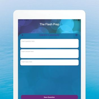 Beauty Therapy Flashcards ipad image 2