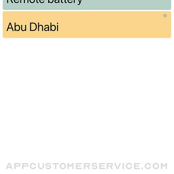 Widget Notes - Home Screen ipad image 3