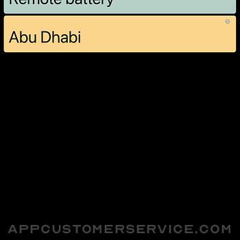 Widget Notes - Home Screen ipad image 4