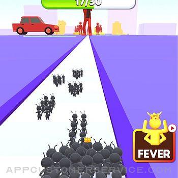 Ants Runner ipad image 2