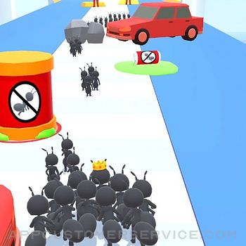 Ants Runner ipad image 3