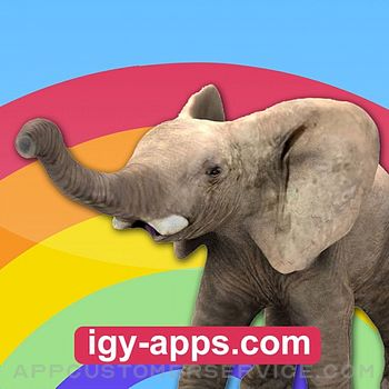 AR for Kids Alphabet - Numbers Customer Service