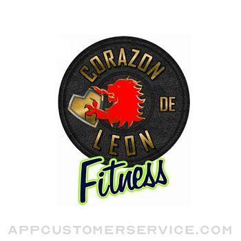 Corazón de león fitness Customer Service