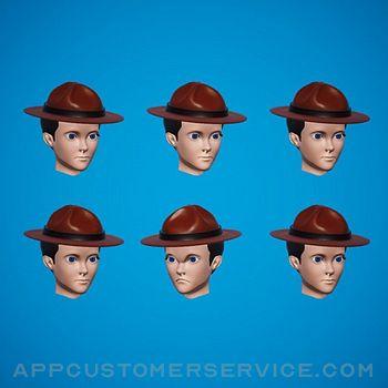 Imposter Emotes Customer Service