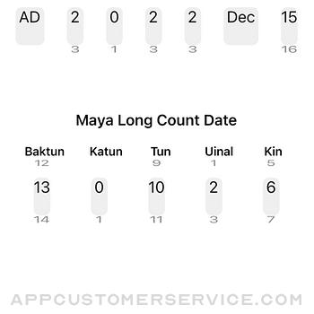 Ancient Maya App iphone image 2