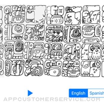 Ancient Maya App iphone image 3