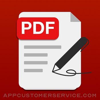 PDF Editor - Fill & Sign Docs Customer Service